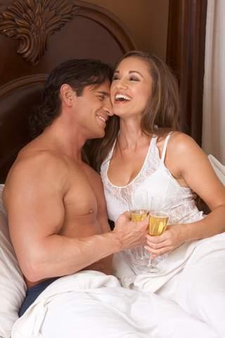 как влияет алкоголь на секс